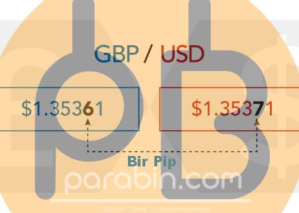 Forex Pip Değeri Nedir ve Nasıl Hesaplanır