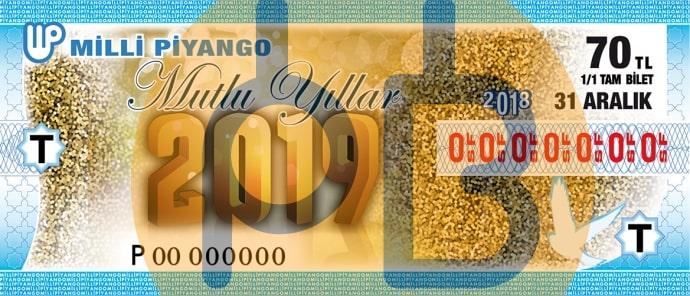 Milli Piyango 2019