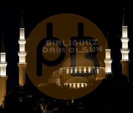 90 Bin Camide 15 Temmuz Şehitleri İçin Sela Okundu