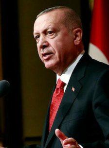 Cumhurbaşkanı Erdoğan: 7 Aylık Maaşını Bağışladı